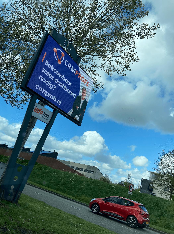 CRM bedrijf in Woerden
